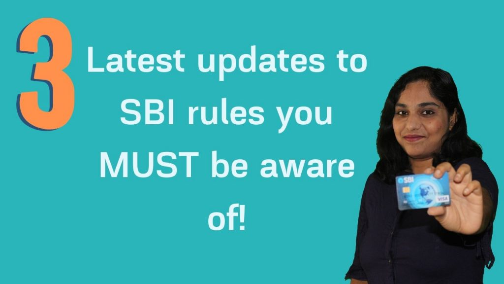 3 Latest updates to SBI rules you MUST make yourself aware of!