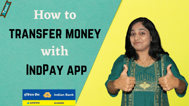 How to transfer money with IndPay app | IndPay app fund transfer in Tamil