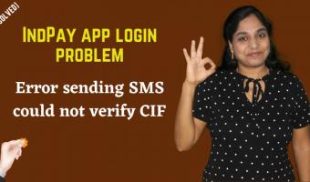 IndPay-app-login-problem