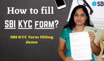 How-to-fill-SBI-KYC-form