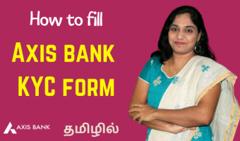 How-to-fill-Axis-bank-KYC-form