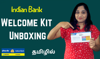 indian-bank-welcome-kit-unboxing