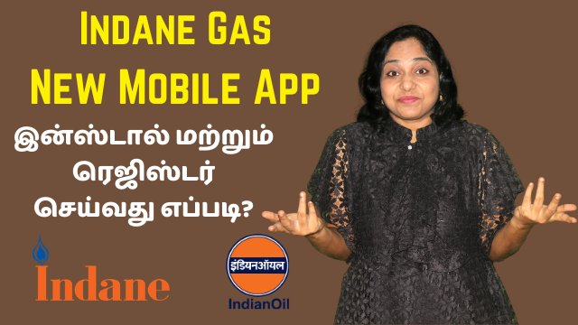 How to Install and Register on Indane Gas New Mobile App IndianOil One and Link Your LPG Account