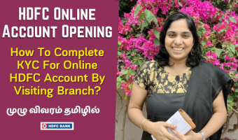 KYC-For-Online-HDFC-Account