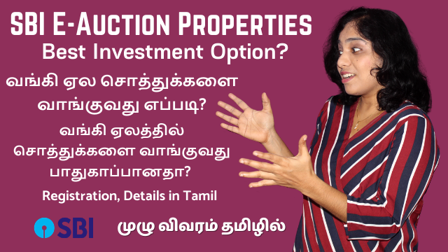 SBI E-Auction Properties - Best Investment Option? How To Buy Properties Via Bank Auction - Registration, Details