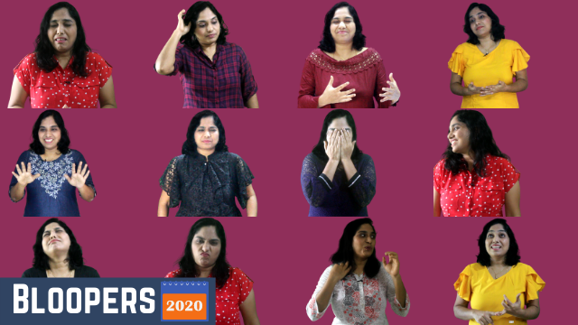Banking Minutes With Jane Sheeba - Bloopers And Behind The Scenes 2020 - Fails, Face Palms, Tongue Slips, Funny Moments