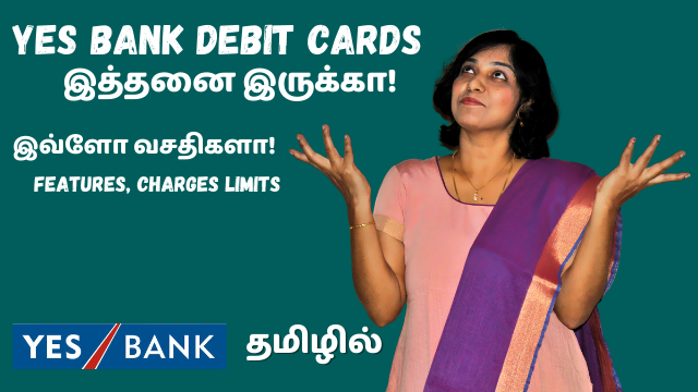 Types of Yes Bank Debit Cards | Features, Charges Limits | Yes Bank ATM Card Types